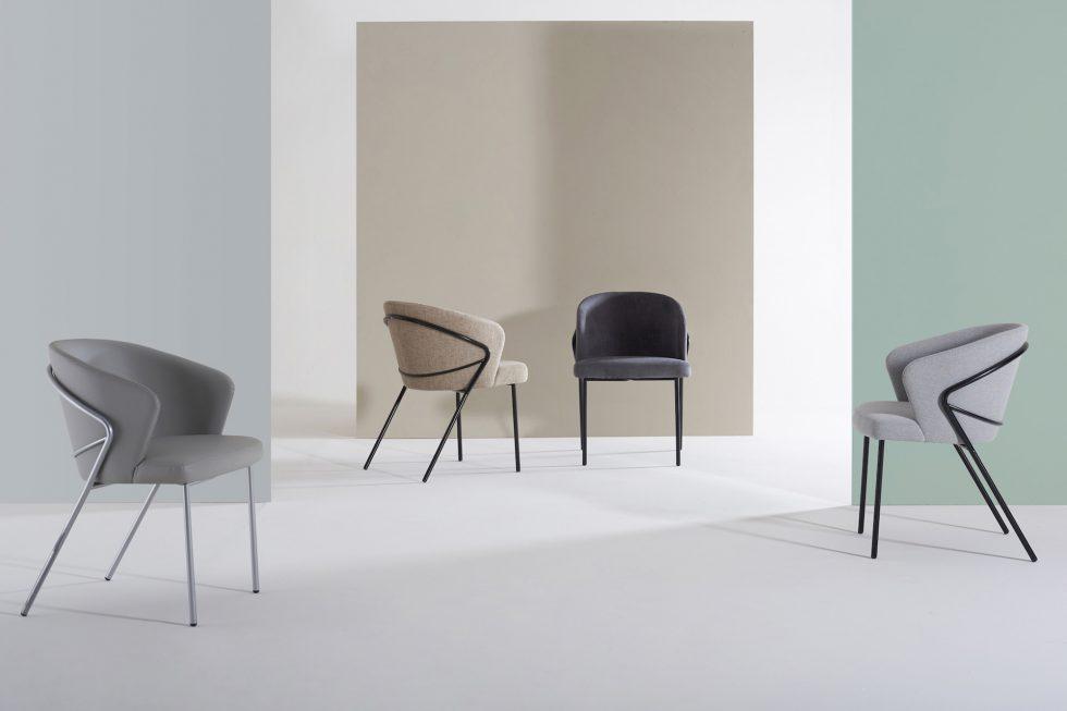 Vivian-Metal Arm Chairs Photo #1_72