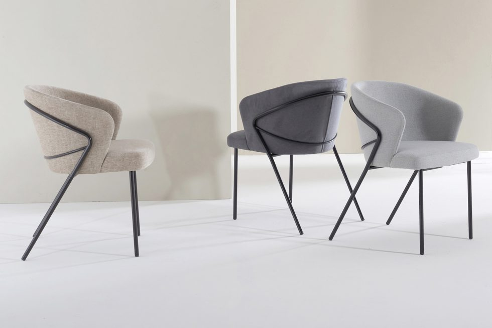 Vivian-Metal Arm Chairs Photo #2_72