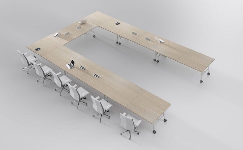 Nimble-Large-Conference-Table,-bespoke-top,-Roomset